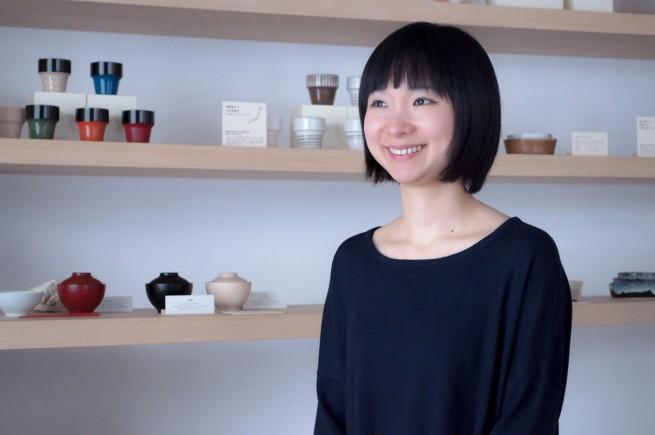 こちらが「株式会社和える」代表取締役の矢島里佳さん
