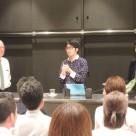 コラボbox記念トークセッション 参加者レポート 2016年8月25日(木)IKEUCHI ORGANIC×坂ノ途中