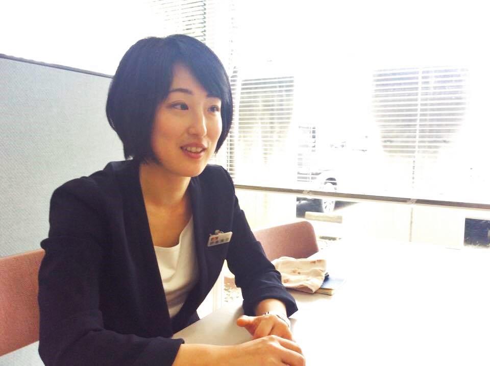 イノベーション・キュレーター塾生インタビュー 京都生活協同組合 伊倉真弓さん