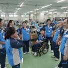 「働き方改革スタディツアー」オムロン京都太陽株式会社