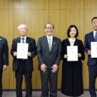 「これからの1000年を紡ぐ企業認定」第5回認定授与式を開催しました