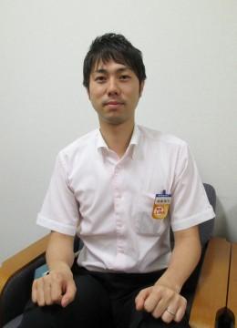 photo:お話を伺った方:満島孝文さん