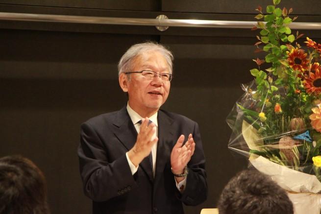 IKEUCHI ORGANIC 池内社長