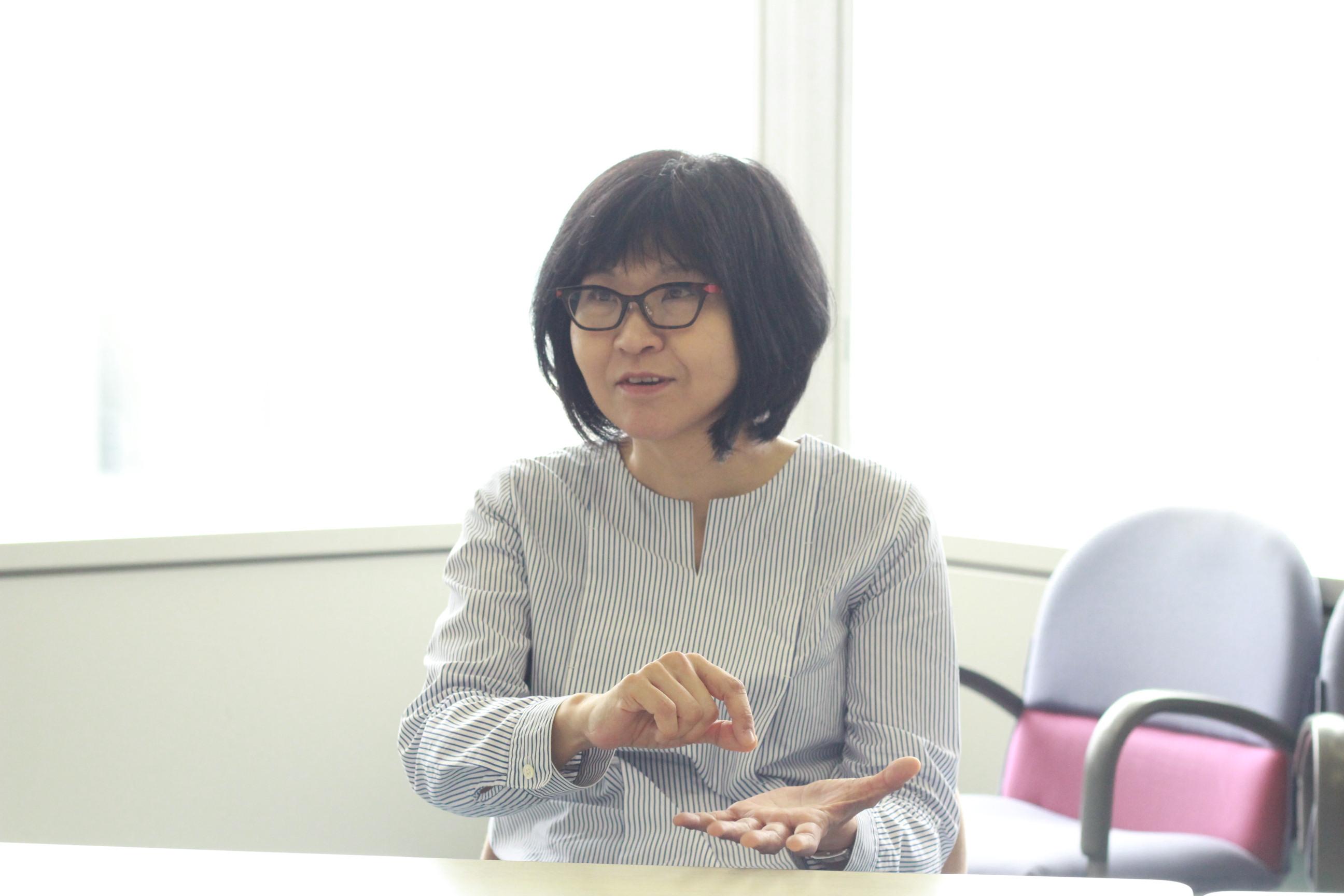 高齢者居住福祉研究者 絹川麻理さんーイノベーション・キュレーター塾生インタビュー
