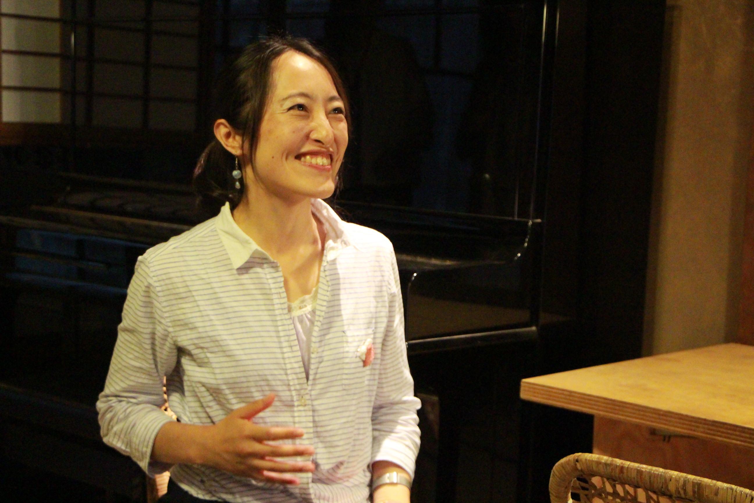 中小企業診断士 阪本純子さんーイノベーション・キュレーター塾生インタビュー