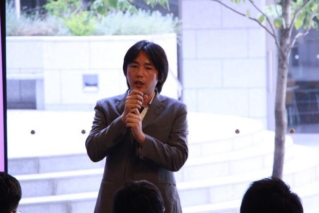 佐賀県庁の円城寺雄介さん