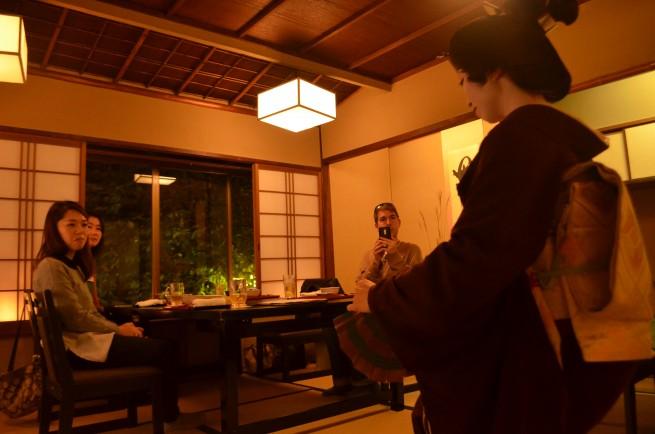 Geisha night