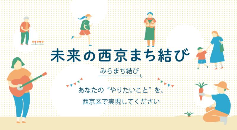 未来の西京まち結び〜みらまち結び〜