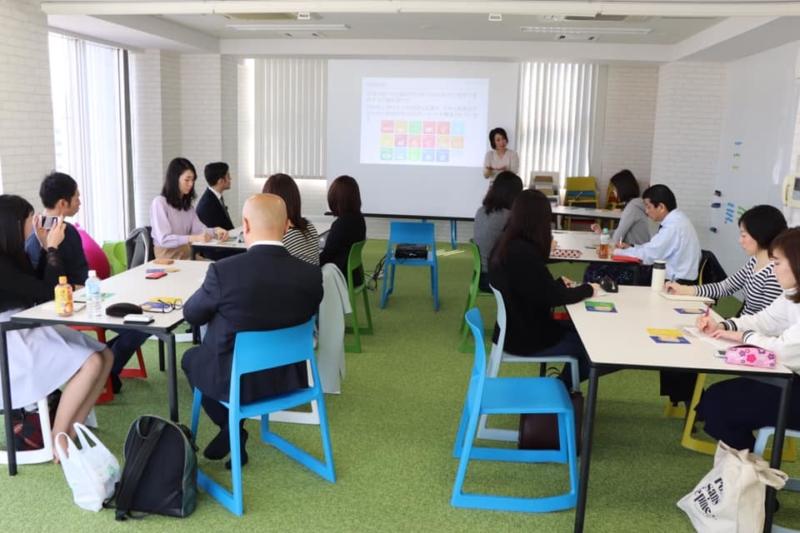 SDGs勉強会の風景