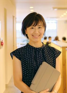 photo:お話を伺った方:田中 暖子 さん