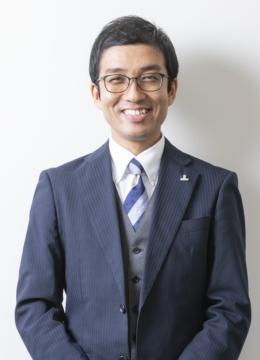 photo:お話を伺った方:松澤康之 さん