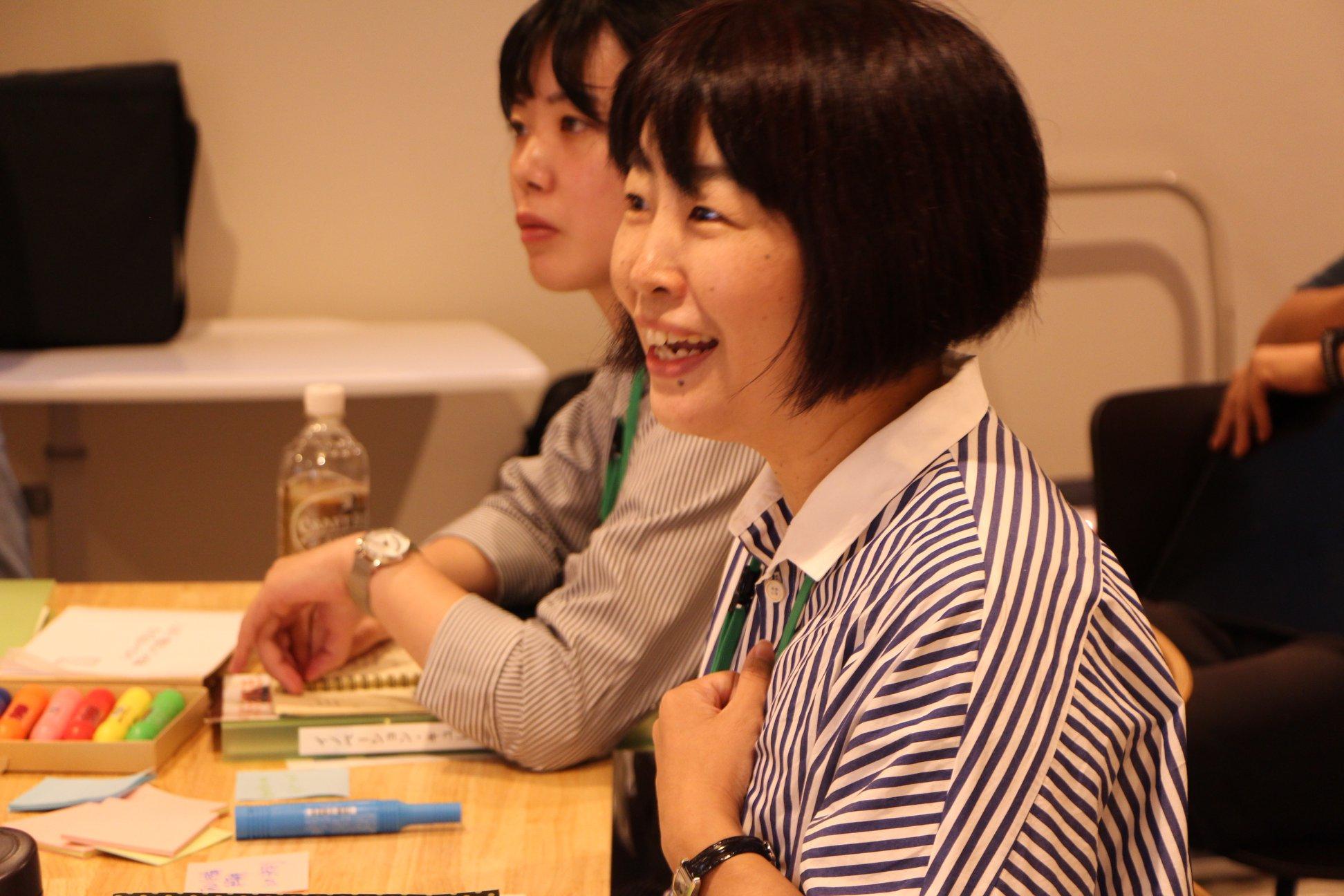 京都生活協同組合 上羽祐子さんーイノベーション・キュレーター塾生インタビュー