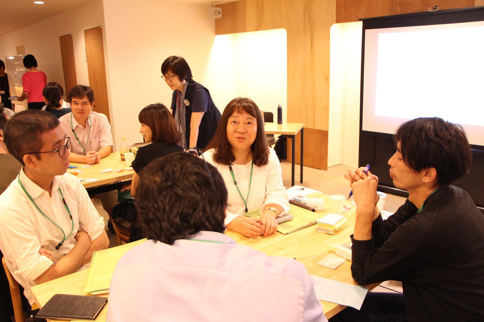田川 恵子さんーイノベーション・キュレーター塾生インタビュー