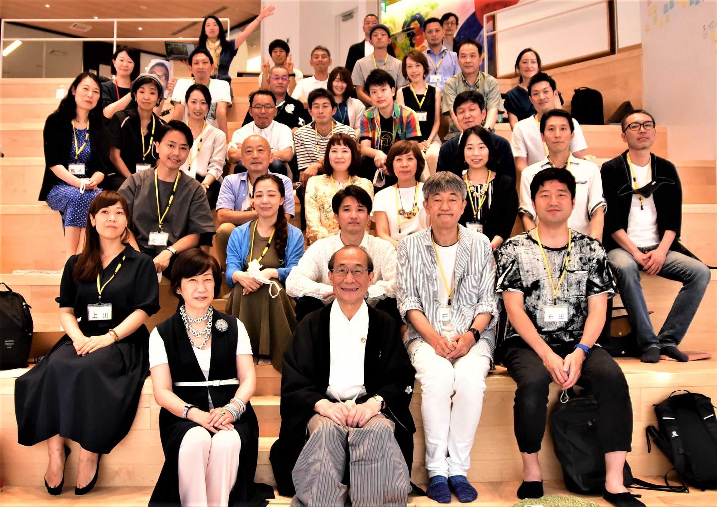 第6期イノベーション・キュレーター塾の卒塾式を開催