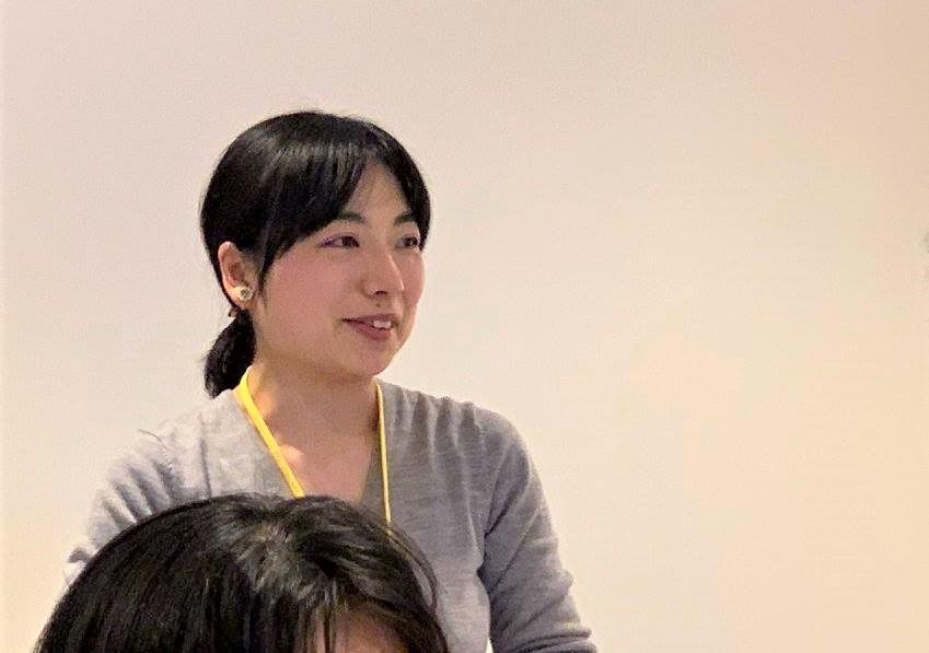 熊谷 理美さんーイノベーション・キュレーター塾生インタビュー